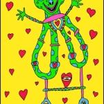 web-green-blue-polka-dot-guy