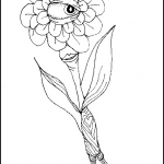flower-duck