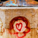 grafitti-heart
