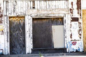 Abandoned Gas Station, Santa Rosa, New Mexico